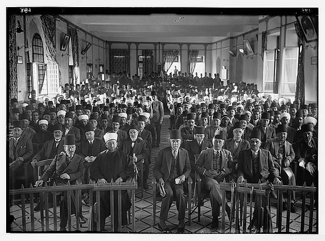 Great Palestine Revolt (1936- 1939)