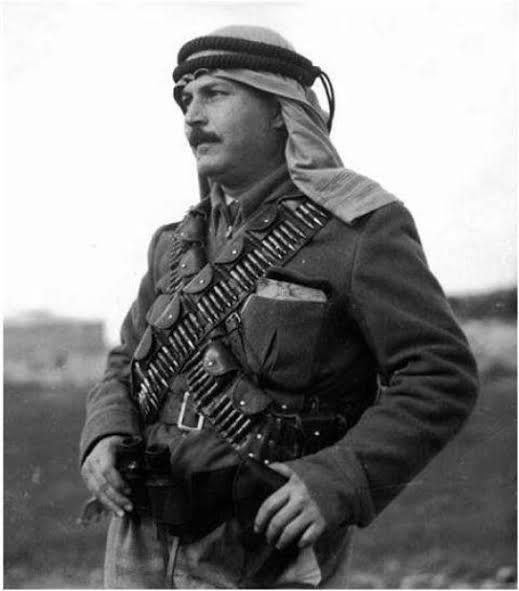 In the Memory of the Palestinian leader Abdel-Qader al-Husseini.