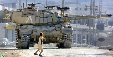 The Second Palestinian Intifada