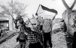 On The Memory of the First Intifada 1987