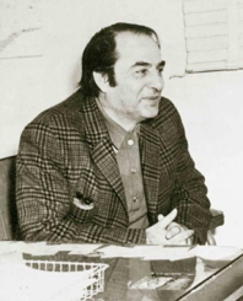 Kamal Nasser  (1925-1973)